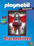 Playmobil Drachenritter, Abenteuerbuch u. Playmobil-Figur