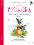 Der große Fridolin, für Gitarre, m. Audio-CD - Bd.2