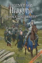 Legenden von Harkuna, Das Reich des Krieges