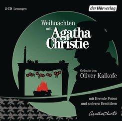 Weihnachten mit Agatha Christie, 2 Audio-CDs