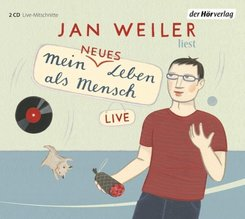 Mein neues Leben als Mensch, 2 Audio-CDs