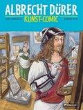 Albrecht Dürer Kunst-Comic