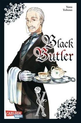 Black Butler - Bd.10