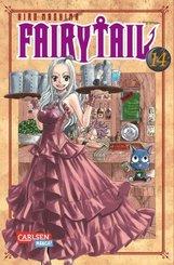 Fairy Tail - Bd.14
