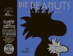 Die Peanuts Werkausgabe - 1973 bis 1974