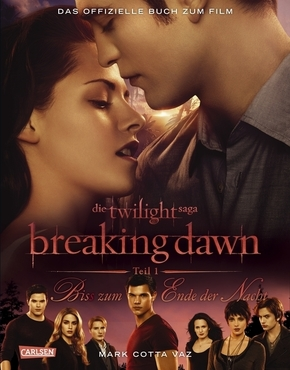 Die Twilight Saga, Breaking Dawn - Biss zum Ende der Nacht - Tl.1