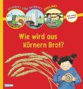 Wie wird aus Körnern Brot?
