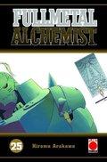 Fullmetal Alchemist - Bd.25