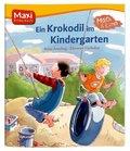 Ein Krokodil im Kindergarten - Maxi Bilderbuch