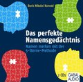 Das perfekte Namensgedächtnis, 2 Audio-CDs
