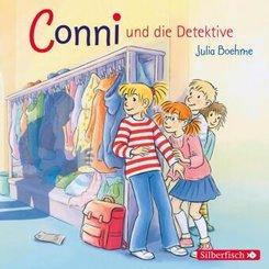 Conni und die Detektive, Audio-CD