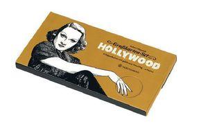 Grußkartenset aus Hollywood