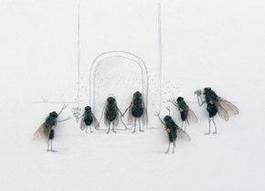 Das geheime Leben der Fliegen