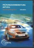 Prüfungsvorbereitung aktuell Gesellenprüfung Teil 2 interaktiv, CD-ROM