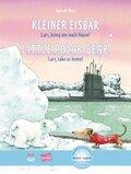 Kleiner Eisbär - Lars, bring uns nach Hause, Deutsch-Englisch - Little Polar Bear - Lars, take us home!