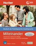Miteinander - Selbstlernkurs Deutsch für Anfänger: Lehrbuch, Russische Ausgabe m. 4 Audio-CDs