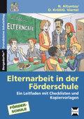 Elternarbeit in der Förderschule, m. CD-ROM