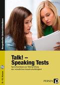 Talk! - Speaking Tests, m. CD-ROM