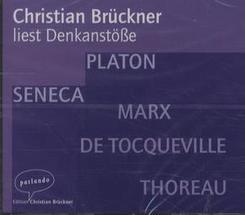 Christian Brückner liest Denkanstöße, 5 Audio-CDs