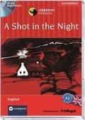 A shot in the night, 1 Audio-CD m. Begleitbuch