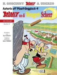 Asterix Mundart Meefränggisch IV