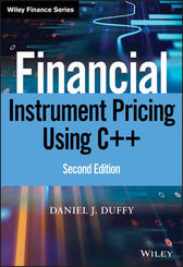 Financial Instrument Pricing Using C++ 2e