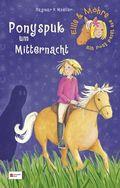 Ellie & Möhre, Ein Pony packt aus - Ponyspuk um Mitternacht