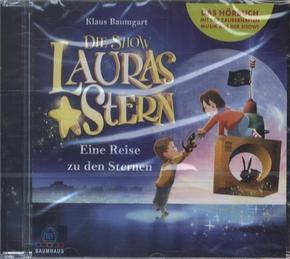 Lauras Stern, Eine Reise zu den Sternen - Die Show, 1 Audio-CD