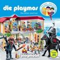 Die Playmos - Die Ritter sind los!, 1 Audio-CD