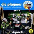 Die Playmos - Die Playmos in geheimer Mission, Audio-CD