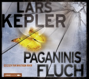 Paganinis Fluch, 6 Audio-CDs