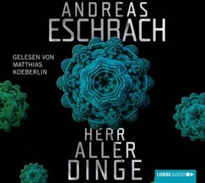 Herr aller Dinge, 8 Audio-CDs