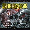 Geisterjäger John Sinclair Classics - Die Insel der Skelette, 1 Audio-CD