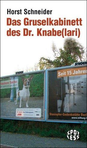 Das Gruselkabinett des Dr. Knabe(lari)