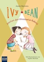 Ivy + Bean brechen den Dinosaurier-Rekord