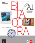 Bitácora: Lehrbuch A1, m. Audio-CD