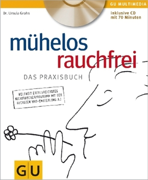 Mühelos rauchfrei, m. Audio-CD