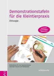 Demonstrationstafeln für die Kleintierpraxis, Chirurgie