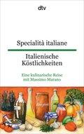 Specialità italiane; Italienische Köstlichkeiten