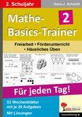 Mathe-Basics-Trainer, Für jeden Tag!: 2. Schuljahr