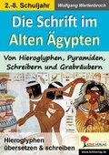 Die Schrift im Alten Ägypten