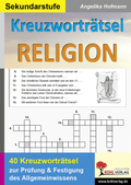 Kreuzworträtsel Religion