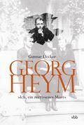 Georg Heym, 'Ich, ein zerrissenes Meer'