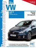 VW Golf VI - Diesel