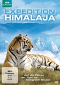 Expedition Himalaya, 1 DVD