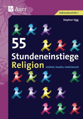 55 Stundeneinstiege Religion, Sekundarstufe I
