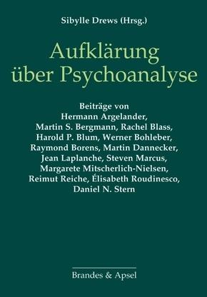 Aufklärung über Psychoanalyse