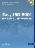 Easy ISO 9001 für kleine Unternehmen, m. CD-ROM