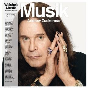Musik; 52 Porträts   ; Hrsg. v. Vlack, Alex /Aus d. Engl. v. Rometsch, Martin; Deutsch; 50 schw.-w. Abb., 86 farb. Abb. -