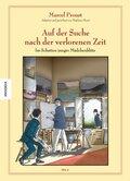 Marcel Proust, Auf der Suche nach der verlorenen Zeit - Im Schatten junger Mädchenblüte - Tl.2
